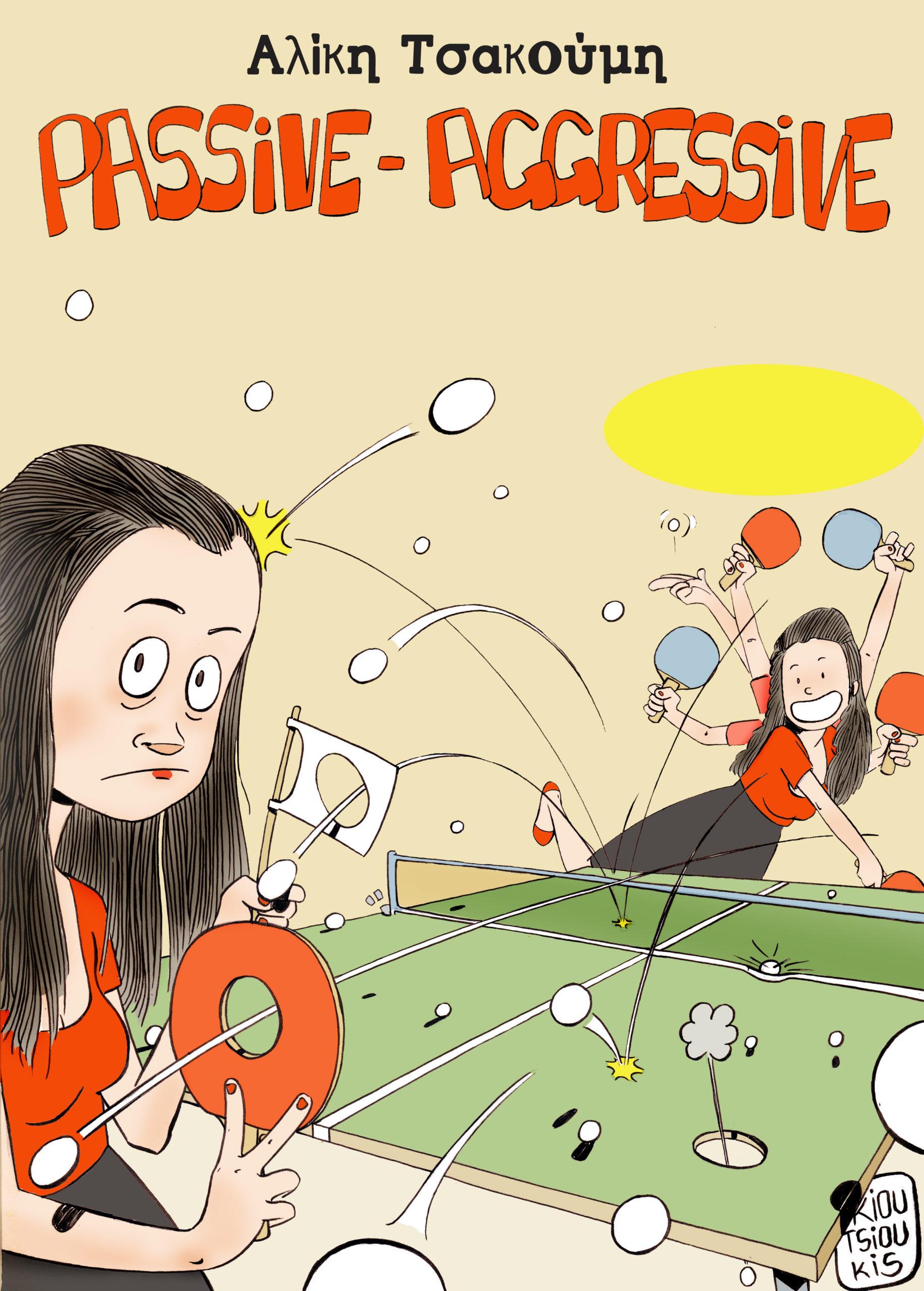 Poster for Passive Aggressive